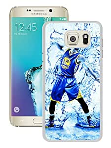 Fashionable Note 5 Edge Case,Stephen Curry basketball White Customized Case For Samsung Galaxy Note 5 Edge Case