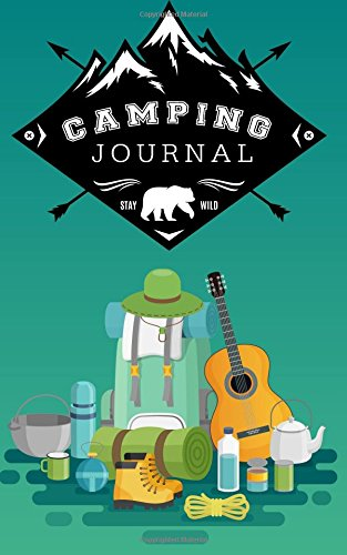 Camping Journal: Camping Notebooks & Accessories (Summer Journal With Prompts) 21