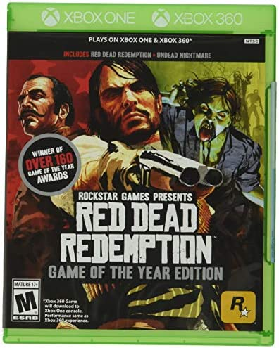 Jack of All Games Red Dead Redemption: Game of the Year Edition ...