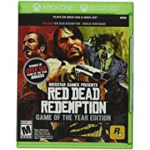 Red Dead Redemption: Game of the Year Edition - Xbox One and Xbox 360