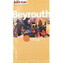 BEYROUTH, 2012-2013 + PLAN DE VILLE
