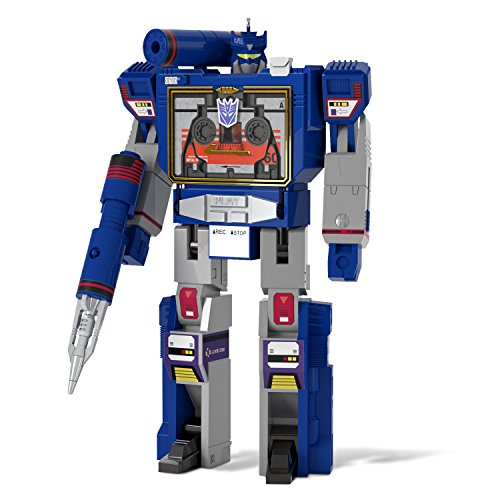 Used, Hallmark Keepsake 2017 Transformers Soundwave Christmas for sale  Delivered anywhere in USA