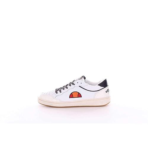 Ellesse - Zapatillas de Cuero para Mujer *: MainApps: Amazon.es: Zapatos y complementos