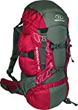 Highlander Outdoor Discovery 45-Liter Rucksack, Red
