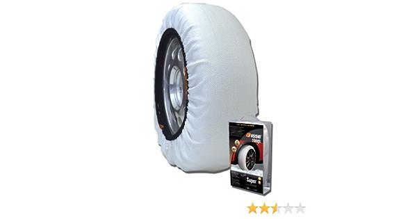Size 72 ISSE C60072 Textile Snow Chains Tribologic Classic