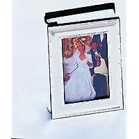 5X7 SILVER REED AND RIBBON ALBUM - Photo Album
