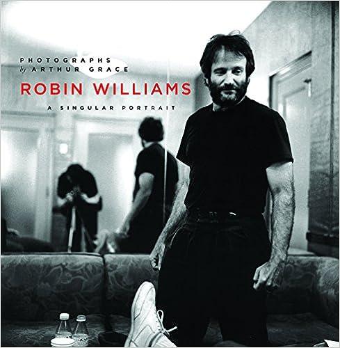 1986-2002 A Singular Portrait Robin Williams