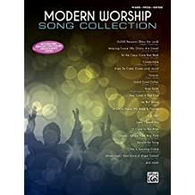 Modern Worship Song Collection: Piano/Vocal/Guitar