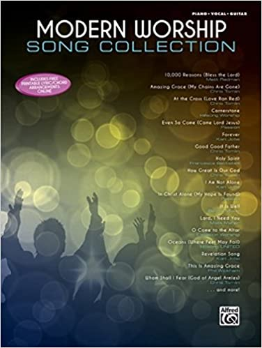 Modern Worship Song Collection: Piano/Vocal/Guitar: Amazon co uk
