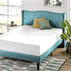 Enjoy the comfort and support of Green Tea Memory Foam. The Memory Foam 10 Inch Green Tea Mattress provides conforming comfort with a Memory Foam layer and Pressure Relieving Comfort Foam layer that conforms to the natural shape of your body....