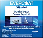 Fibre Glass-Evercoat Co Match and Patch Kit