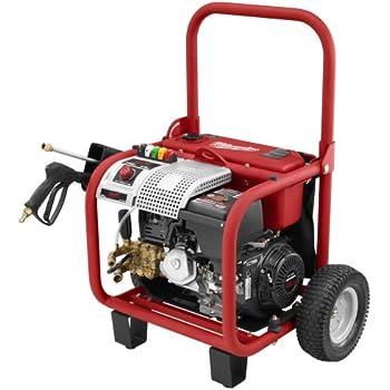 Amazon Com Milwaukee 3 750 Psi 13 Hp Honda Gx390 Gas