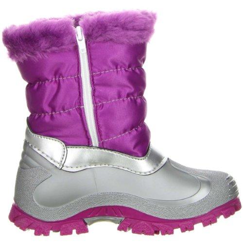 Spirale Kinder Mädchen Winterstiefel Snowboots 100% Cadmium Nickel Blei FREI Rosa
