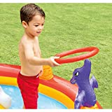 Intex Happy Dino Inflatable Play Center, for Ages