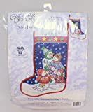 COZY LITTLE CHRISTMAS Stocking Counted Cross Stitch Kit 51231