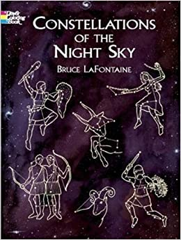 ``FULL`` Constellations Of The Night Sky (Dover Nature Coloring Book). Bakemono posts heart Ecologia classic Oshawa Staff