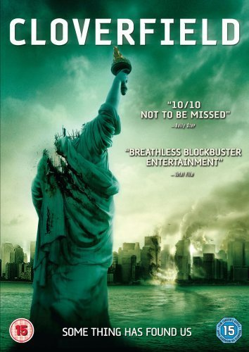 Poster of Cloverfield 2008 Full Hindi Dual Audio Movie Download BluRay Hd 720p