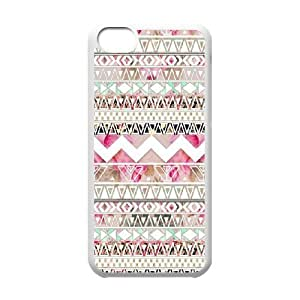Cool Painting Aztec Tribal Pattern Classic Personalized Phone Case for Iphone 5C,custom cover case case537329