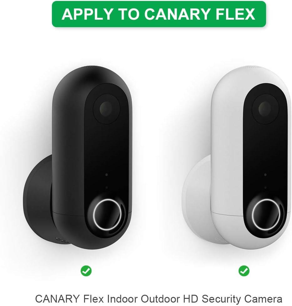 Netzteil Adapter Für Canary Flex Lanmu 5m Ladekabel Mit Usb Ladegerät Für Canary Flex Sicherheitskamera Für Den Außen Innenbereich Kabel Und Eu Stecker Ladeadapter Schwarz Baumarkt