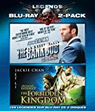 Legends of the Expendables: Jason Statham Double Feature (The Bank Job / Forbidden Kingdom) (Bilingual) [Blu-ray]