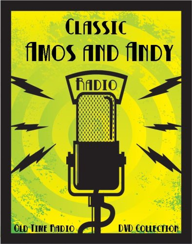Old Time Radio Amos And Andy (293 Classic Amos and Andy Old Time Radio Broadcasts on DVD (over 115 Hours 35 minutes running time))
