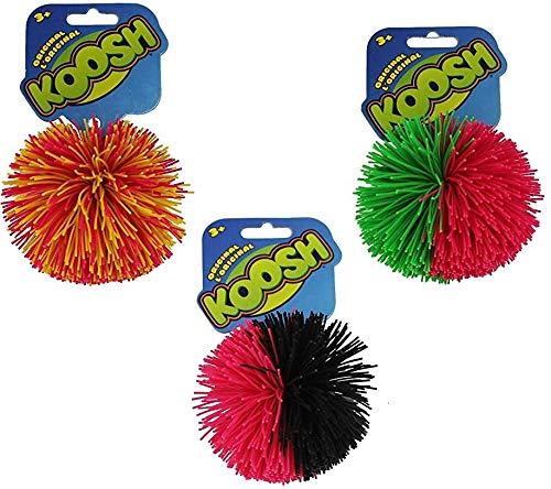 Koosh Balls Multi-Color Gift Set Bundle - 3 Pack