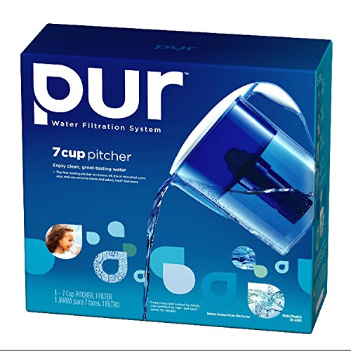 PUR CR-6000 7-Cup Water Filtration Pitcher by Kaz (Image #3)