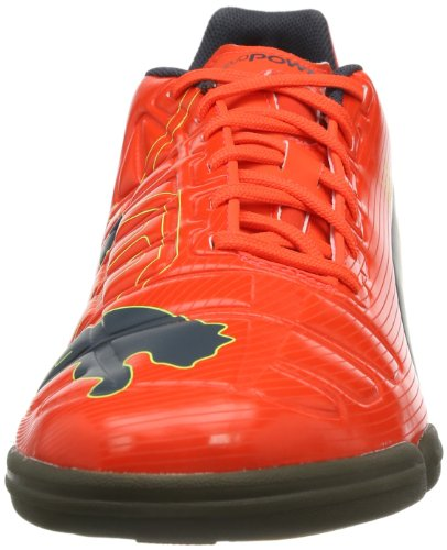 Puma fluro Fútbol 01 It Evopower Blue Peach 3 fluro ombre Hombre Rojo De Sintético Zapatos Rot Material Yellow rPxrAqwC