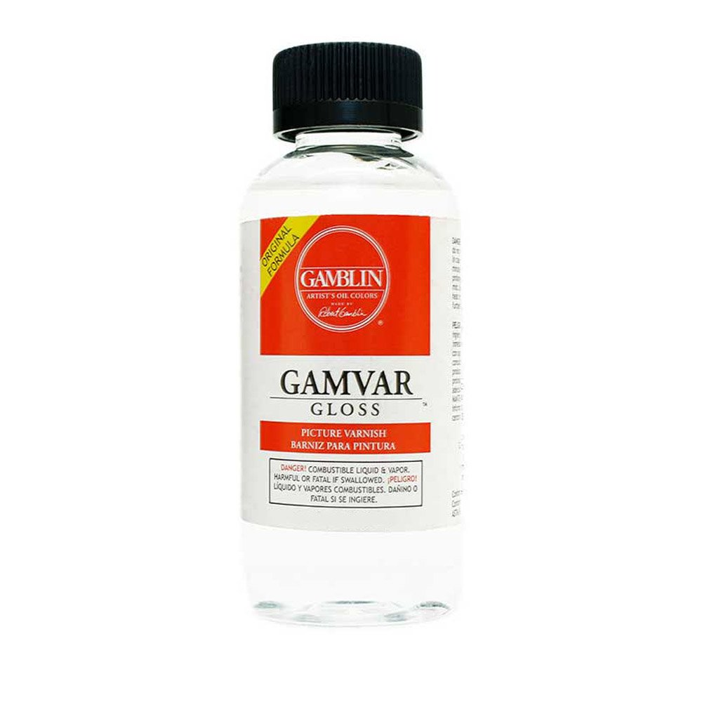 Gamar Picture Varnish by Gamblin