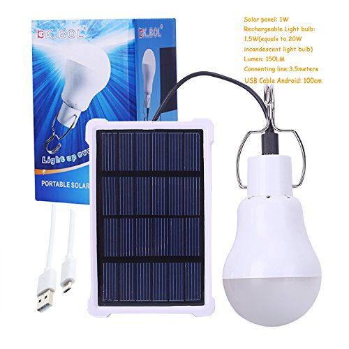 Indoor Solar Lamps Lighting