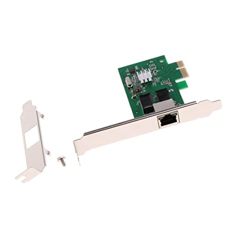 SM SunniMix PCI-Express Gigabit Ethernet LAN Card 10/100 ...