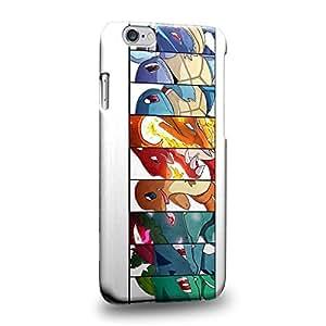 "Case88 Premium Designs Pokemon Venusaur Charizard Blastoise Protective Snap-on Hard Back Case Cover for Apple Iphone 6 4.7"""