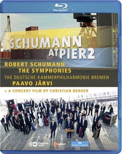 German Chamber Philharmonic, Bremen - Symphonies (Blu-ray)