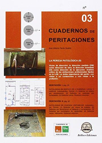 Descargar Libro Cuadernos De Peritaciones 3 José Alberto Pardo Suárez
