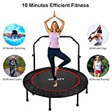 """FirstE 48"""" Foldable Fitness Trampolines, Rebound"""