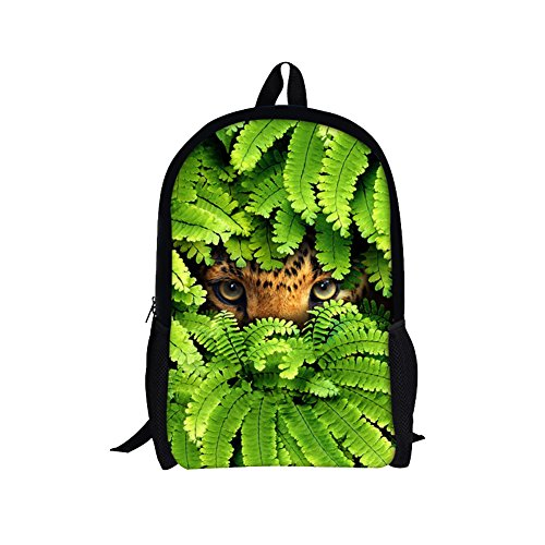 TOREEP Cool Dinosaur Tiger Animal Backpack Wild Adventure Jungle Bag(Big) (Custom Contemporary Dance Costumes)