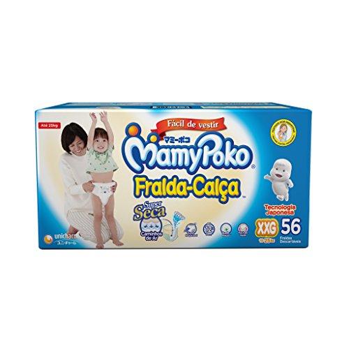 Mamypoko 7701041 Fralda Calça MamyPoko Branco