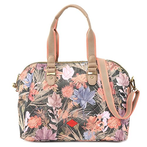 Oilily Handtasche Flower Field - M Carry All - Fig