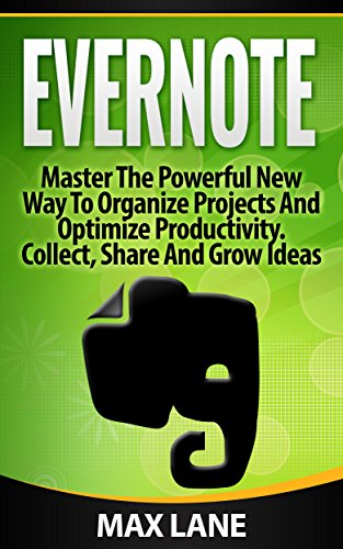 Evernote Powerful Productivity Platforms beginners ebook product image