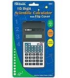BAZIC 10-Digit Scientific Calculator w/ Flip Cover (Case of 48)