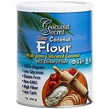 Coconut Secret Organic Raw Coconut Flour 16oz ( 5-count )