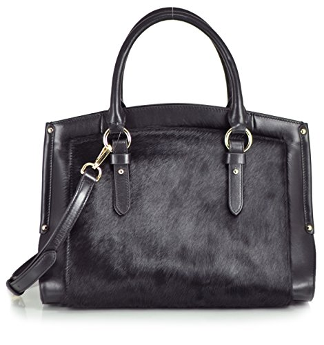 sondra-roberts-leather-collection-haircalf-accent-satchel-black-one-size