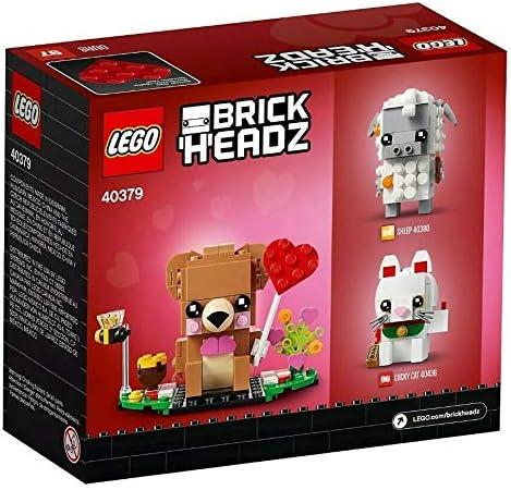 Lego Brickheadz Valentine\'s Bear 40379 - 150 pieces