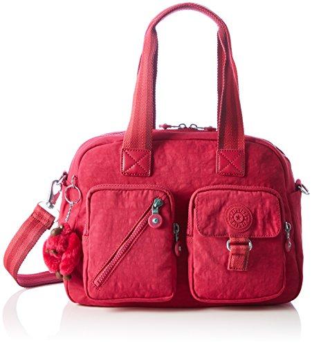 Defea 5x19 Cm C Pink Kipling cherry Donna Maniglia Con 33x24 Borsa Rosa dSS0YnC