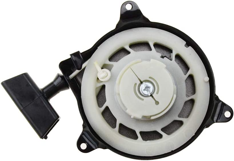 GOOFIT Kickstarters Recoil Pull Starter 3-hole starter kit Replacement for Briggs /& Stratton 690101 BS1250