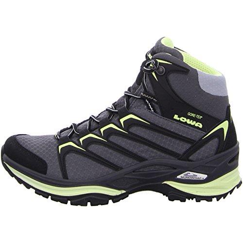 Lowa Innox GTX Mid W Zapatillas de senderismo antracita