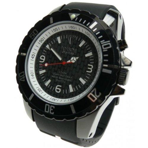 Kyboe negro Magic reloj: BS-001 (55)