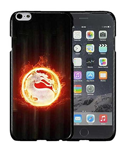 Coque Etui Case for Iphone 6, Cover for Iphone 6S, Mortal Kombat X Stylish Game Themed High QualityBack Coque Etui Case Protecteur Protector for Iphone 6 6S (4.7 Pouce)