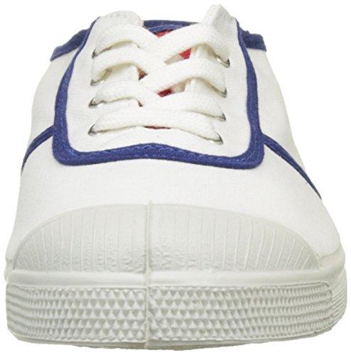Bensimon Tennis Ines de La Fressange - Botas Mujer Blanc (Blanc)