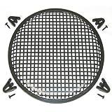 12'' Speaker Steel Waffle Screen Grill Kit WG12